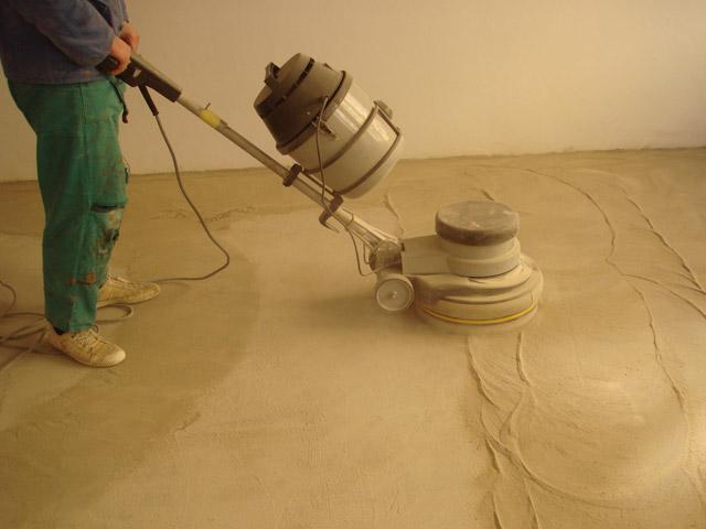 brúsenie betónu